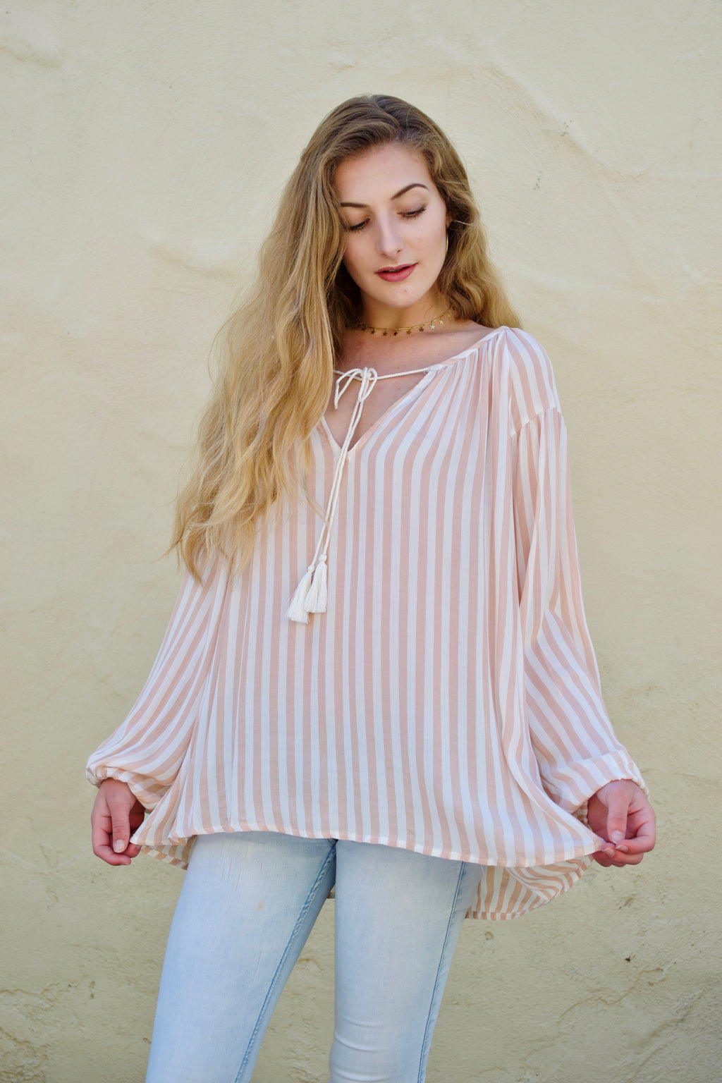 Oliv Hampton Blouse
