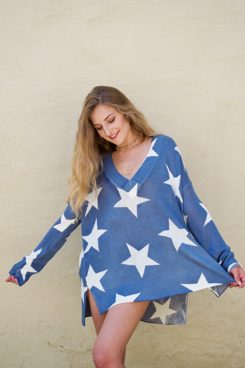 Mumu Star Gazer Sweater