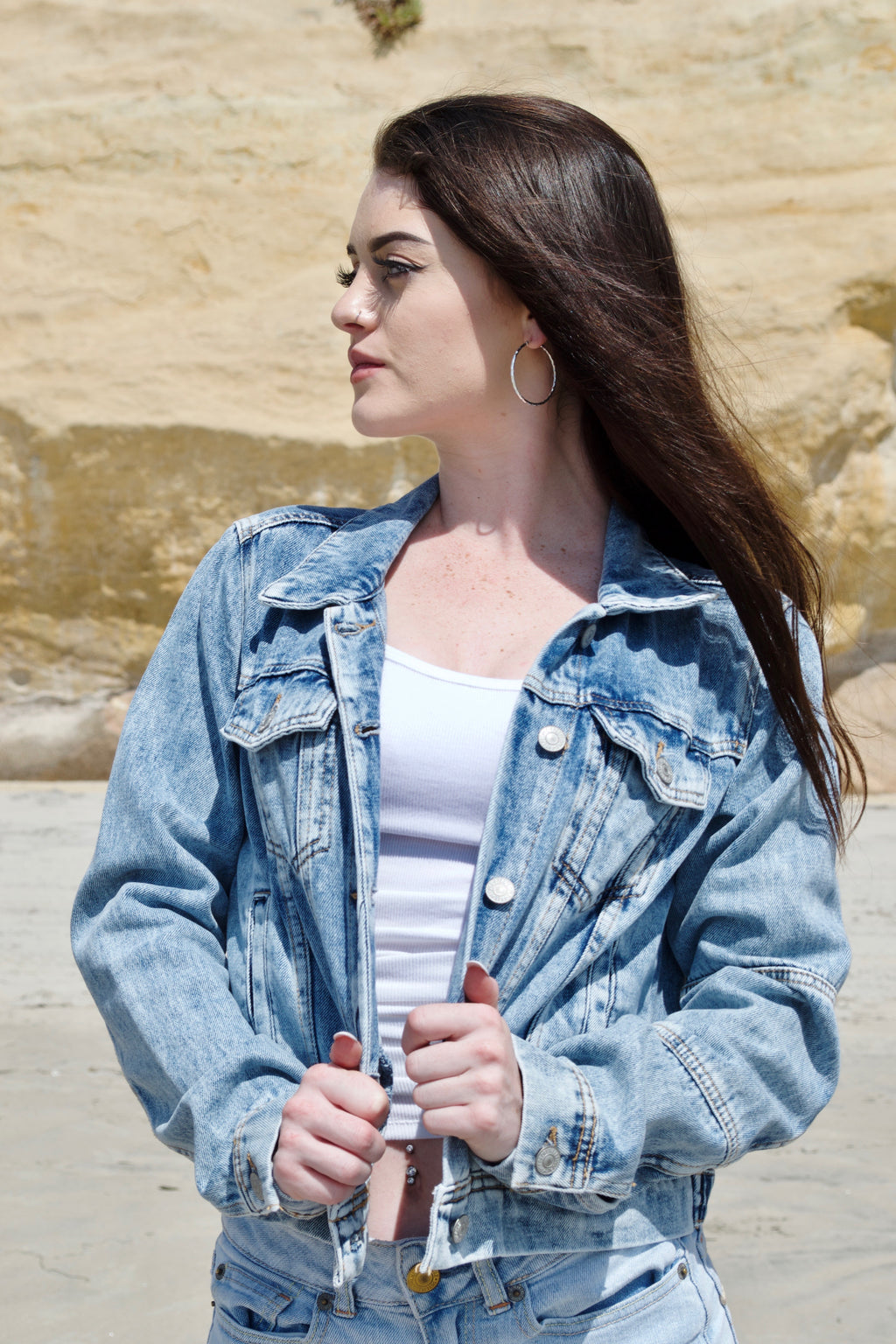 FP Light Indi Denim Jacket