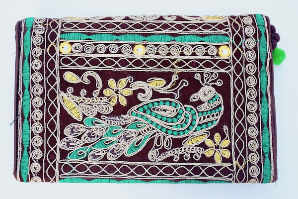 Elephant Tiki Clutch 2