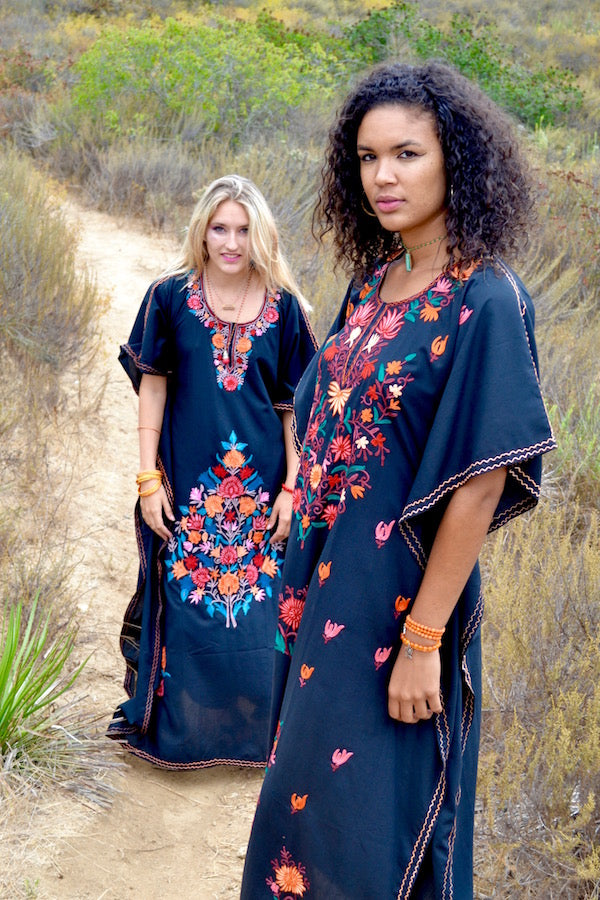 Flower Star Kaftan 2