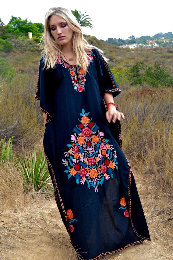 Flower Star Kaftan