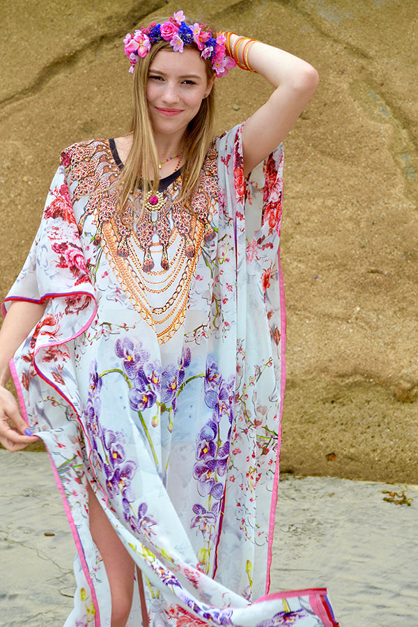 Orchid Tunic