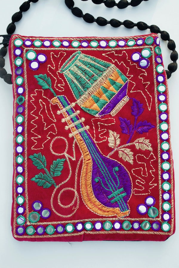 Sitar Shoulder Bag 2