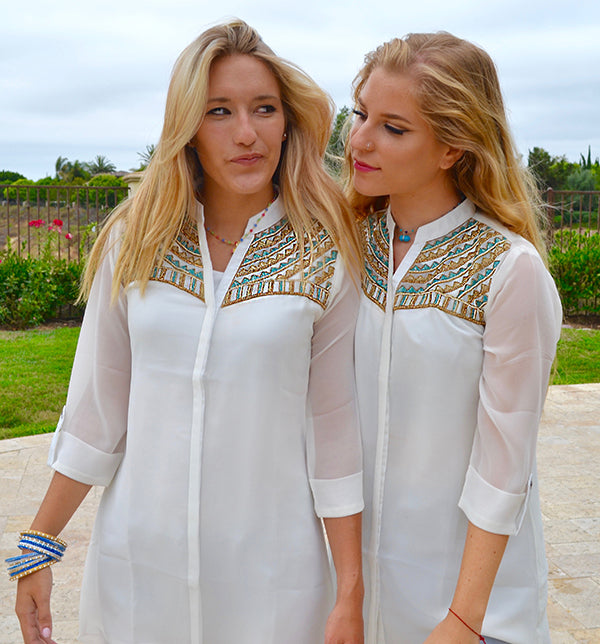 White Rabbit Tunic