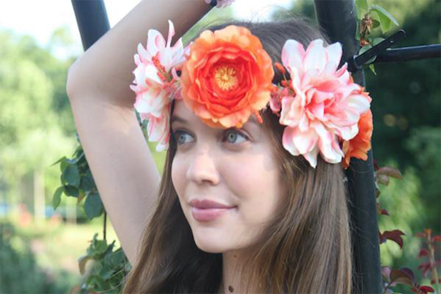 flower-crowns-Orange-Flame-2
