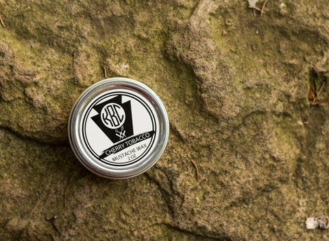 Mustache Wax - Cherry Tobacco