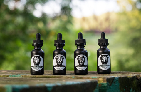 All Four - Beard Oil