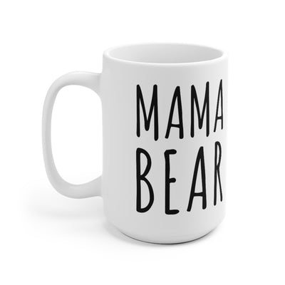 Mama Bear Coffee Mug - MOG-06