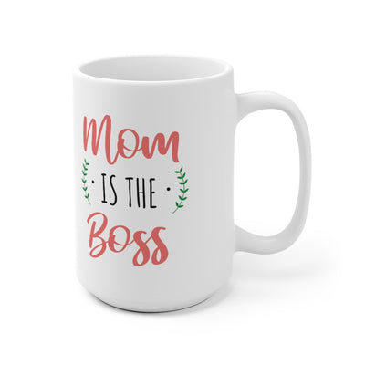 Don't Tell Dad But Mom Is The Boss - MOG-37