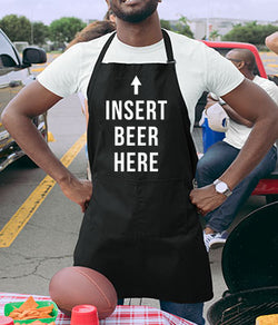 Insert Beer Here Apron - APR-71