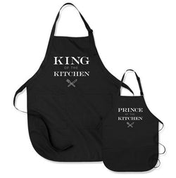 King of the Kitchen / Prince of the Kitchen
