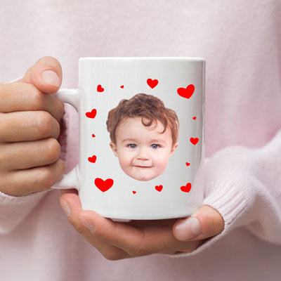 Customized Photo Mug - BF-04