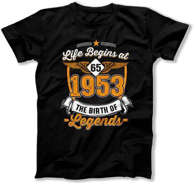 65th Birthday Shirt
