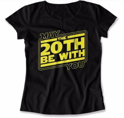 May The 20th Be With You