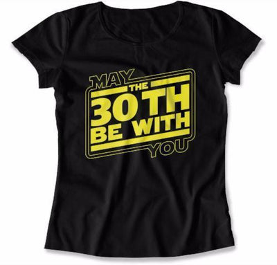 May The 30th Be With You