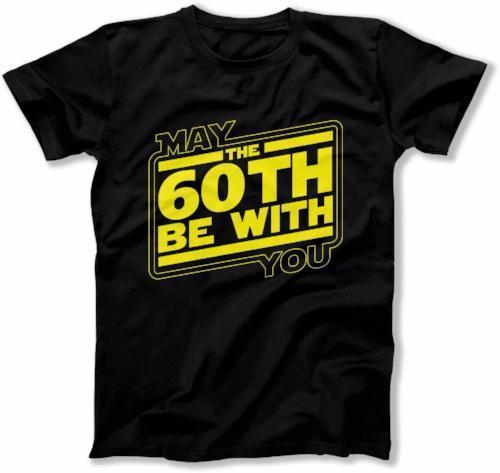 MENS - May The 60th Be With You - CTM-683