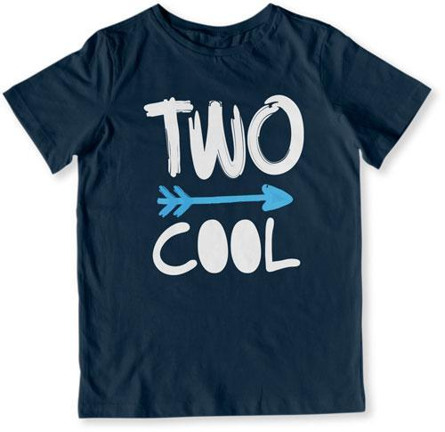TODDLER TEE - Two Cool - CTM-909