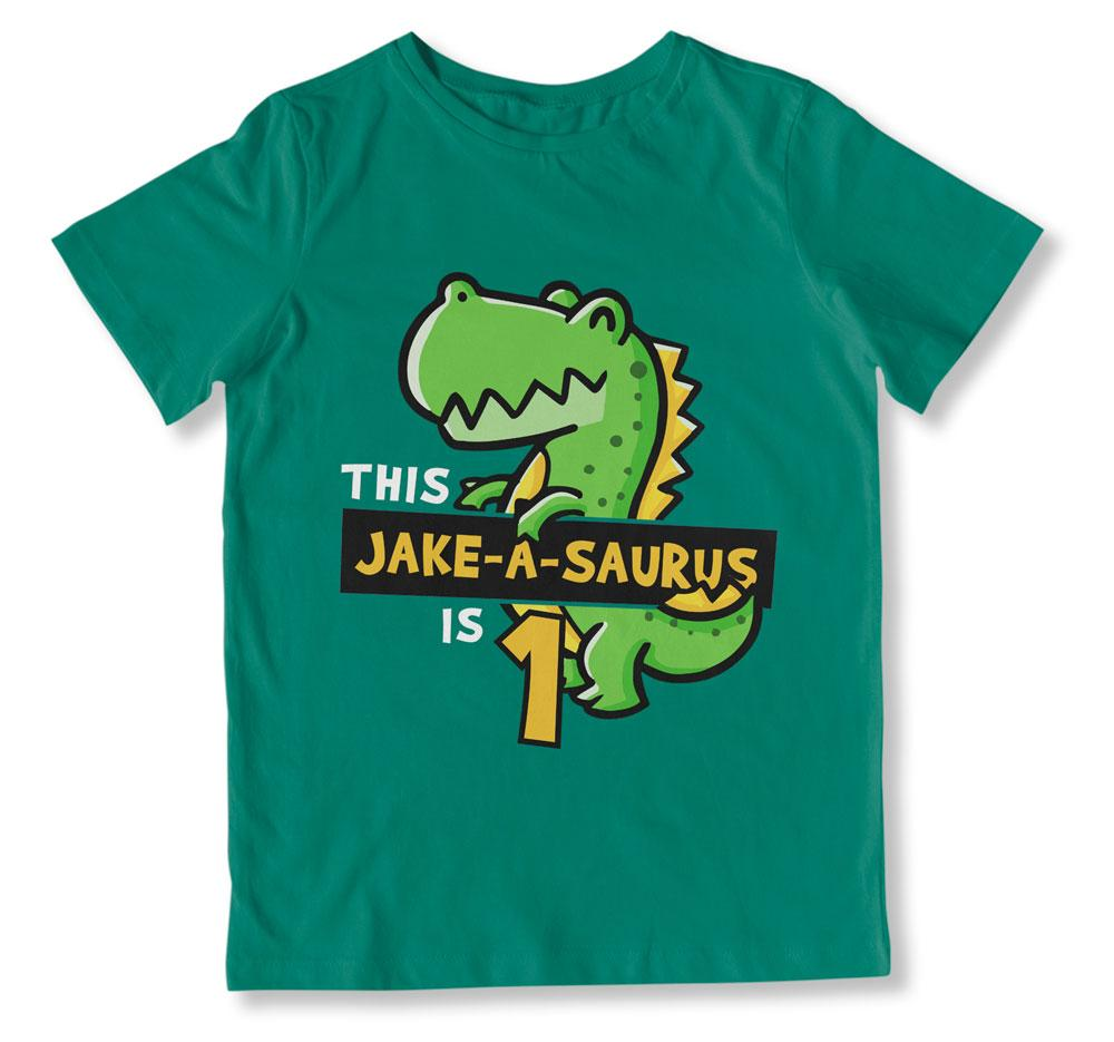 The (Custom)-A-Saurus is 1 - DAT-3110
