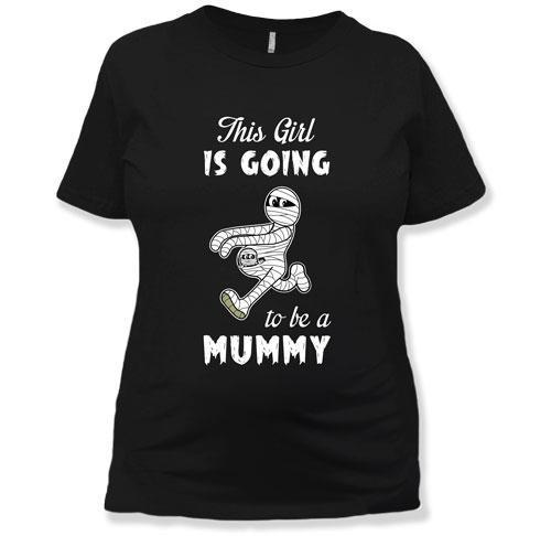 MATERNITY - This Girl Is Going To Be Mummy - DN-183