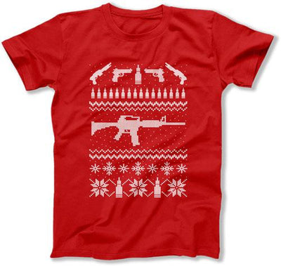 Rifle Ugly Christmas Sweater - DN-240