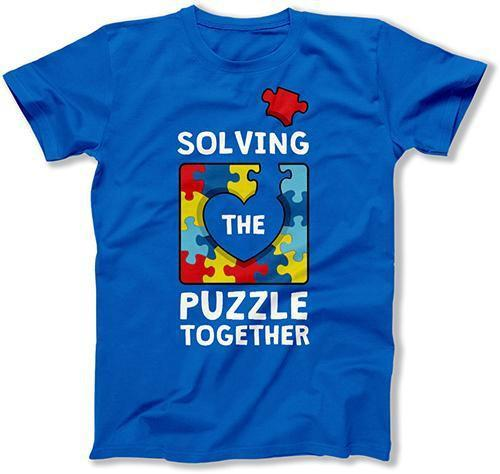 MENS - Solving the Puzzle Together - DN-458