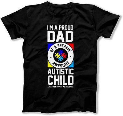 Proud Dad of an Autistic Child