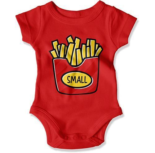 BABY BODYSUIT - Small Fry 2 - DN-629