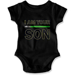 I Am Your Son Baby T-Shirt - DN-669