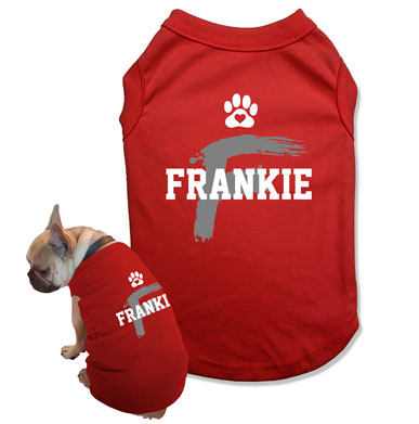 (Custom Dog Name) Boy Dog Tank Top - DOG-34