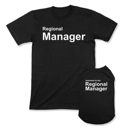 Regional Manager / Assistant To The Regional Manager