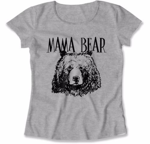 LADIES - Mama Bear - FAT-07