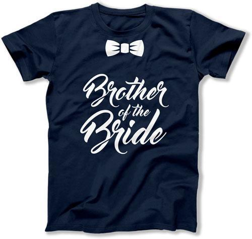 Brother of the Bride T-Shirt - FAT-290