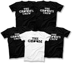 The Groom / The Groom's Crew Sunglasses T-Shirts
