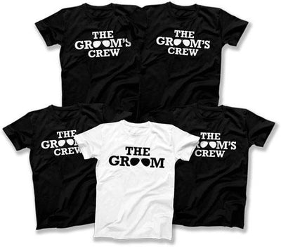 Groom And Groomsmen Shirts