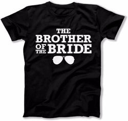 The Brother of the Bride Sunglasses T-Shirt - FAT-298