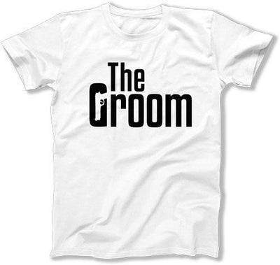 The Groom T-Shirt - FAT-299