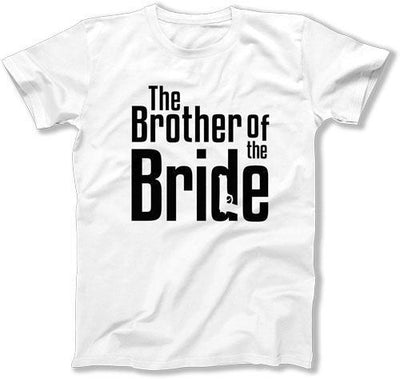 The Brother of the Bride Mobster T-Shirt - FAT-312