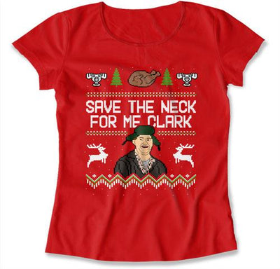 Save The Neck For Me Clark - FAT-567