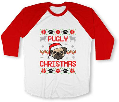 Pugly Christmas - FAT-598