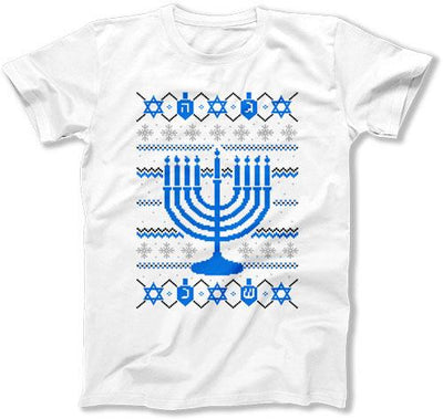 Ugly Hanukkah Sweater - FAT-639