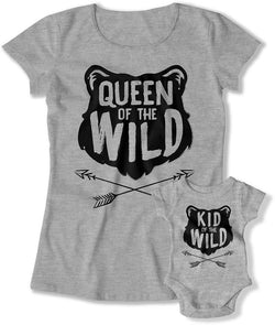 Queen of the Wild / Kid of the Wild - - FAT-780-781