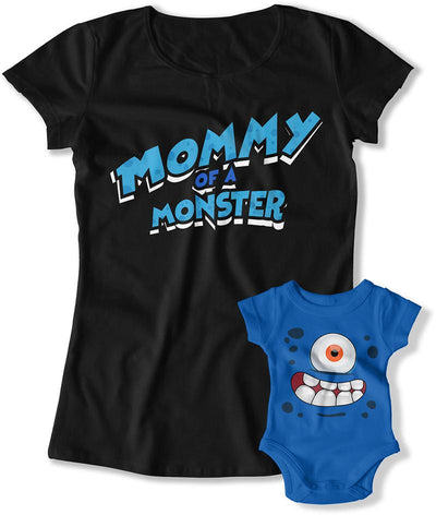 Mommy of a Monster / Monster - - FAT-784-785