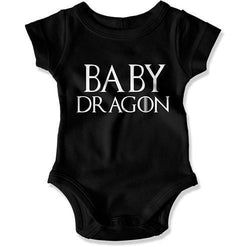 Baby Dragon Baby T-Shirt - FAT-811