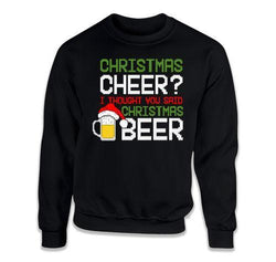 Christmas Cheer? I Thought You Said Christmas Beer - FAT-858