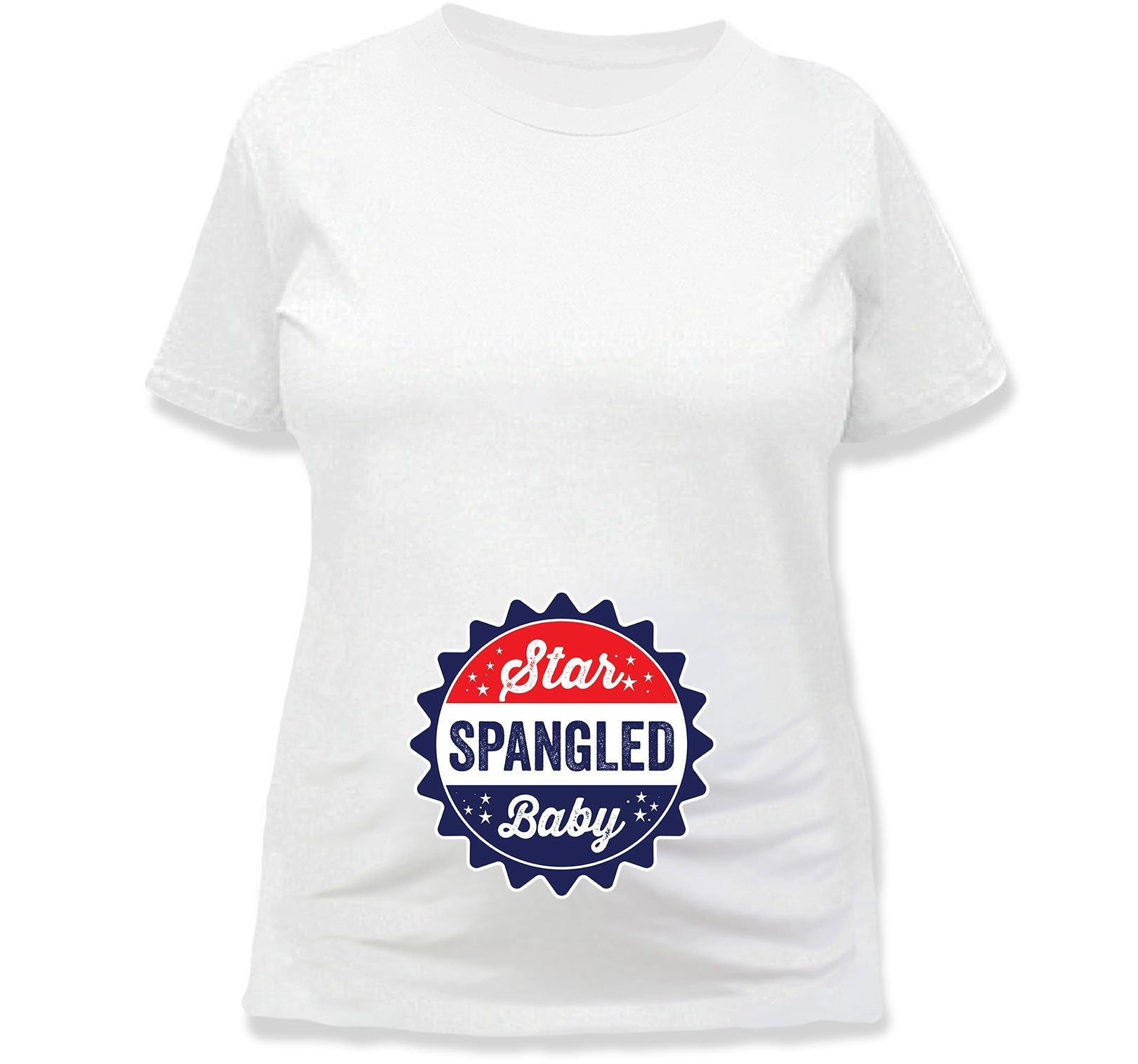 Star Spangled Baby T-Shirt - FOJ-16