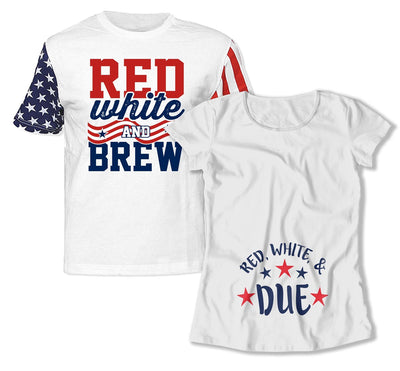 Red White and Brew / Red White & Due