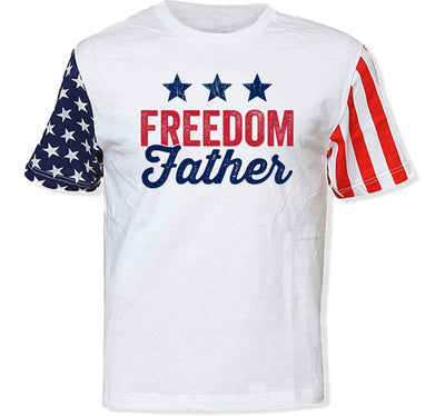 Freedom Father T-Shirt - FOJ-28