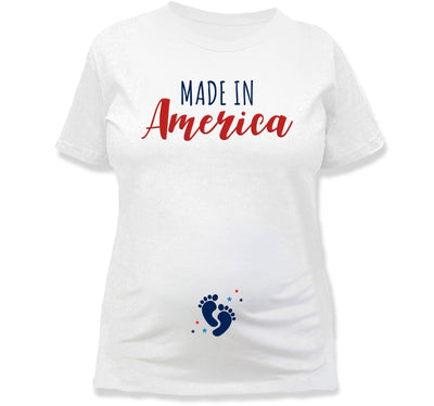 Made In America T-Shirt - FOJ-30