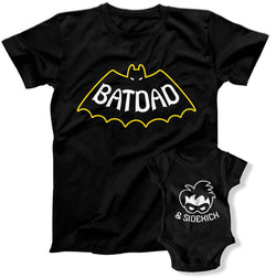Batdad and Sidekick